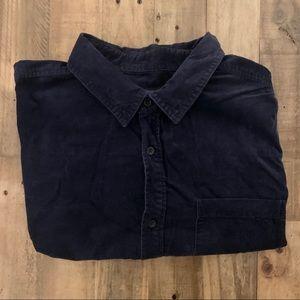 PATAGONIA Men's Long Sleeve Buttoned Down Shirt